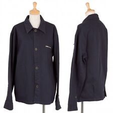 MARGARET HOWELL Cotton zip pocket jacket Size About  M(K-36509)