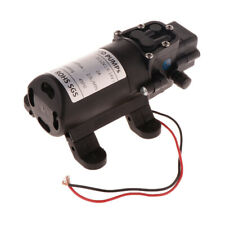 DC 12V High Pressure Sprayer Agricultural Industriy Electric Water Pump
