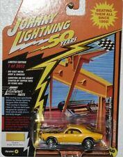 Johnny Lightning 50 Years Anniversary CUSTOM CAMARO version A release 1 yellow