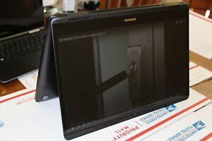 """Samsung  Notebook 7 Spin NP750QUA 15.6"""" TouchScreen  AMD Ryzen 5 8GB 256 SSD HDD"""