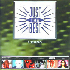 Just The Best 1/2000 2CD:ENIGMA,ROBBIE WILLIAMS,PUR,MOBY,HIM,SCOOTER,JAN DELAY