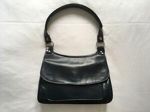 MacLaren Navy Hand and Shoulder Bag - 1973 - Vintage