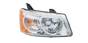 For 2006-2009 Pontiac Torrent Passenger Side Headlight Head Light Lamp RH