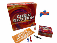 Chain Reaction Game Pieces Spare Parts by Drumond Park-Cards,Timer,Spinner,Pawns
