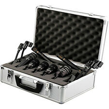 Audix DP7 7-Piece Drum Mic Package D6 D2 D4 i5 ADX51 DP-7 New - Make Offer!