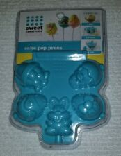 Sweet Creations Bunny/Egg Easter Shaped Cake Pop Press/Mold  *NEW* ~FREE SHIP~