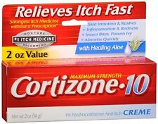 Cortizone-10 Maximum Strength Anti-Itch Creme with Aloe 2 oz