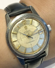 MONTRE OMEGA CONSTELLATION AUTOMATIC 168.005 @ OMEGA WATCH CALIBER 562 @ PIE PAN