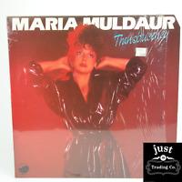 Maria Muldaur – Transblucency 1986 Original lp UP27.25 - EX/EX