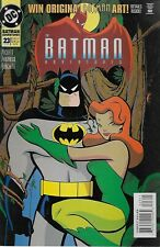 The Batman Adventures nº 23/1994 kelley Puckett & Mike Parobeck