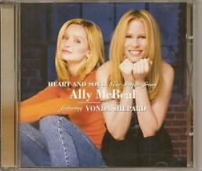 VONDA SHEPARD Heart And Soul - Songs from Ally Mcbeal CD ALBUM FREE WW SHIPPING