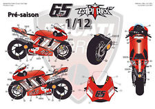 [FFSMC Productions] Decals 1/12 Ducati GP7 2007 (pré-saison)