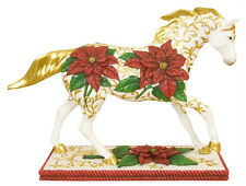 Trail of Painted Ponies POINSETTIA PONY FIGURINE New, Resin Westland 1st Edition