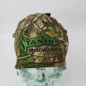 Realtree Xtra Green Camouflage Warmer Weather Beanie Cap Stantons Electric