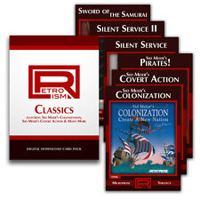 Brand New Retroism Classics Digital Download Card Pack  *US Seller