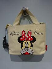 More details for new disney minnie mouse primark girls across body handbag fabric cream tote bag