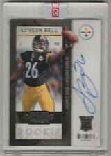 2013 Contenders Rookie Ticket Autograph Le'Veon Bell Auto RC