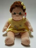 TY Beanie Baby Kid - CURLY  Retired DOB March 2 1997