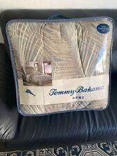 Tommy Bahama Raffia Palms Comforter Set King Brown