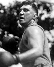 Heavyweight Champion JESS WILLARD 'The Great White Hope' Glossy 8x10 Photo Print
