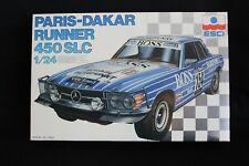 ESCI Mercedes-Benz 450 SLC Paris-Dakar Ruinner 1:24 (JS)