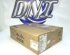 New Cisco WS-C3750-48TS-S 48 Port Fast Ethernet 4 SFP Uplinks Managed Switch KCK
