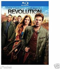 Revolution ~ The Complete 1st First Season 1 One ~ BRAND NEW 4-DISC BLU-RAY SET