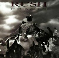 *NEW* CD Album - Rush - Presto (Mini LP Style Card Case)