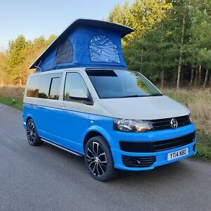 Taking bookings for 2021 VW Transporter Camper Van Hire