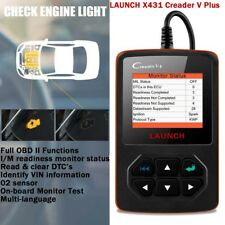 LAUNCH X431 Creader V+ Automotive Scanner OBD2 Fault Code Reader Diagnostic Tool
