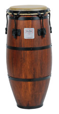 Gon Bops Mariano Series Quinto 10.75 Conga Drum Mahogany Stain Authorized Dealer