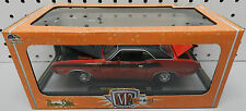 RED 340-6 MOPAR SCAT PACK 1970 16-19 DODGE BOYS M2 CHALLENGER T/A 1/24