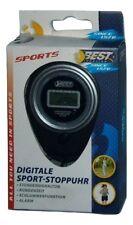 Best Sporting Stoppuhr digital Taschenuhr Wecker Zeitmesser