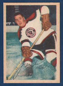 JIM PETERS 53-54 PARKHURST 1953-54 NO 69 EXMINT+  5161
