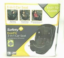 Safety 1st EverFit 3-in-1 Convertible Car Seat, Rear/Forward Facing and Booster