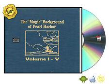 "The ""Magic"" Background of Pearl Harbor (WWWII) Volume I - V eBook On CD"