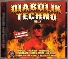 Compilation - Diabolik Techno Vol. 2 - CD - 2002 - Techno Trance Hard House