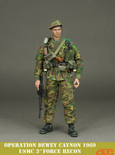 ACE Toys – Operation Dewey Caynon 1969 USMC 3rd Force Recon #13020 In Stock