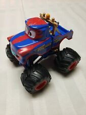 Disney Pixar Cars Toon Mega Monster Large Tormentor Truck  rare