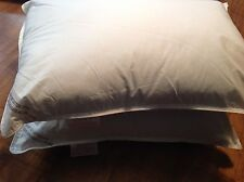 Luxury Cotton Pillows 230 Thread Count Cotton Covers Well Filled High Quality