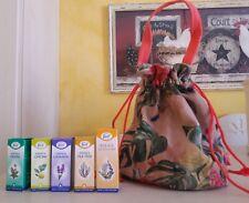 Essenza Just menta limone lavanda olio Tea Tree relax attivatore essenziale bors