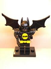 Minifigure BATMAN compatibile LEGO custom MOC - DC Comics