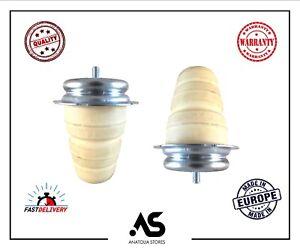 2 X REAR SUSPENSION BUMP STOP RUBBER BUFFER FOR FIAT DUCATO 1994-02 1311858080