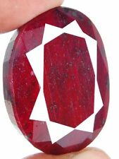 Oval Enhanced Loose Natural Rubies