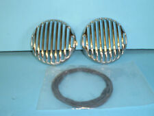 1936 ford Passenger Car Horn Grille Covers with mounting pads