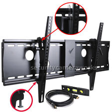 "Tilt TV Wall Mount 40 42 46 47 50 55 60 65 70 75"" Flat Screen LED LCD Plasma BG9"