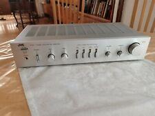 JVC A-10X Stereo Integrated Amplifier Verstärker HiFi Vintage 1980er Japan