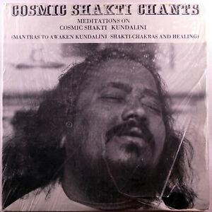 "SADGURU SANT KESHAVADAS Cosmic Shakti Chants 12"" 33RPM LP Kundalini 70's"