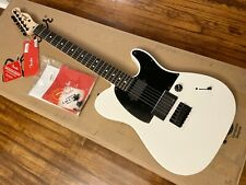 2020 Fender Jim Root Telecaster HH - White w/ Ebony Fingerboard