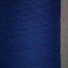 ZEGNA BARUFFA CashWool PURO MERINO WOOL 2 / 30V-Indigo-laceweight cobweb filati